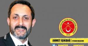 AYGAD Başkanı Ahmet Işıkdağ#039;dan...