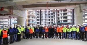 Bakan Kurum, İstanbul Finans Merkezi'nin yüzde 60'ı tamamlandı