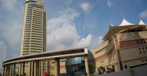 Palladium AVM borçlar nedeniyle Akbank'a geçti