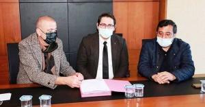 Ataşehir Belediyesi'nde toplu sözleşme imzalandı