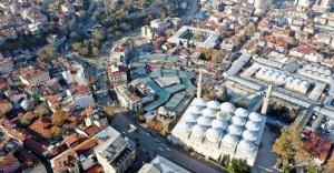 Bursanın Hanlar Bölgesinde Tarih...