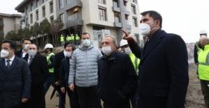 Murat Kurum: İstanbul'un en büyük kentsel dönüşümünü başlatıyoruz