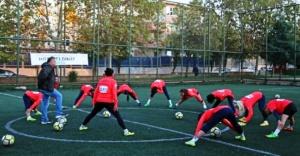 Turkcell Kadın Futbol Ligi'nde çeyrek finalistler belli oldu