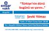 Türkiyenin Dünü Bugünü Yarını
