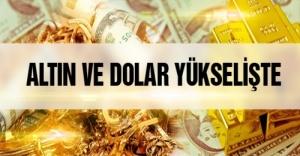 Dolar, Euro ve Altın Uçuşa geçti
