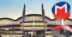 İstanbul'da Üç havalimanı metroyla birbirine bağlanıyor
