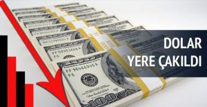 Dolar, seçim sonrası çok sert düştü