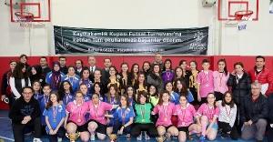 Ataşehir'de Futsal Şampiyonları Belli Oldu