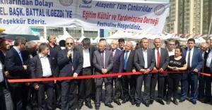Çankırı Yöresel Tatlar ve El Sanatları Ataşehir'de