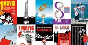 """""""EMEK HAREKETİ"""" SERGİSİ KADIKÖY'DE"""