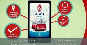 İETT'nin mobil uygulaması MOBİETT, 13 farklı dilde