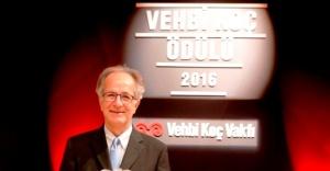 Prof. Dr. Kamil Uğurbil, 15. Vehbi Koç Ödülü'nün Sahibi Oldu