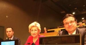 Prof. Dr. Sevil Atasoy'un BM başarısına TBMM'de tebrik…
