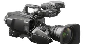 Sony 4K 8X Super Motion Kamera Sistemini duyurdu