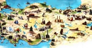 Türkiye'nin Tatil Haritası Çıktı