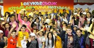 Türkiye'nin Tek Çocuk Kitapları Fuarı Açıldı