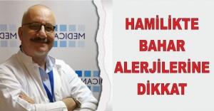 HAMİLİKTE BAHAR ALERJİLERİNE DİKKAT