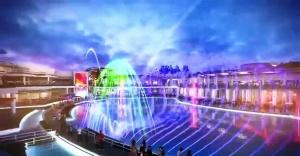 Watergarden İstanbul Gösteri Havuzunun İlk Şovuyla Büyüledi
