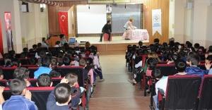 İGDAŞ'tan çevre bilincini okullara taşıyan Erguvan kokulu proje
