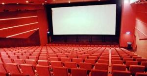 Sinema salonlarının sayısı %8,6 arttı