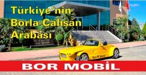 Türkiye'nin Borla Çalışan Arabası