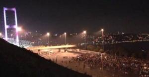 Boğaziçi Köprüsü Saat 22:00'de trafiğe kapatılıyor.