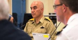 26 Temmuz'da NATO toplantısına katılmış!