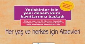 Ataşehir'de  Her yaş ve herkes için Ataevleri