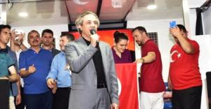 Başkan Demircan'dan Ataşehir'deki Demokrasi Nöbetine Destek