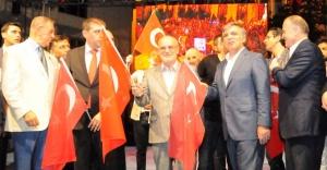 Beykozlular Demokrasi Nöbetinde Abdullah Gül ile Buluştu