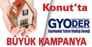 GYODER'den konut kampanyası