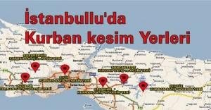 İstanbullu'da kurban kesim yerleri