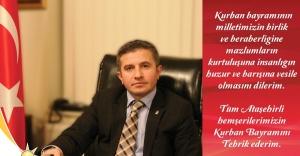 Ak Parti Ataşehir İlçe Başkanı'nın Kurban Bayramı Mesajı