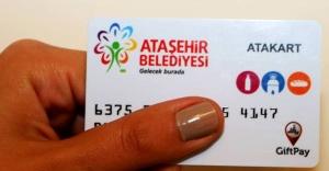 Ataşehir Belediyesin'den Yeni Hizmet ATAKART