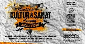 Ataşehir, Ekim Ayı Kultür Etkinlikleri
