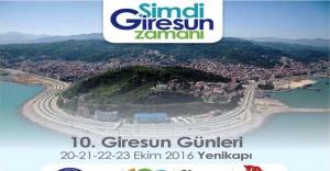 İstanbul'da 10. Giresun Günleri heyecanı yükseliyor