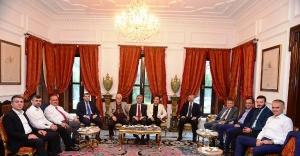 AK Parti  Anadolu Yakası Belediye Başkanları,  Ümraniye'de Buluştu