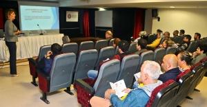Maltepe'de Esnaflara hijyen eğitimi