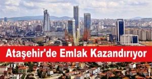 Ataşehir'de Emlak Kazandırmaya devam ediyor