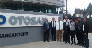 Ford Otosan AR-GE'den ODTÜ Kıbrıs'a Davet