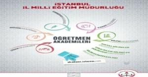 İstanbul Öğretmen Akademileri Başlıyor