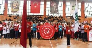 Kocaeli Üniversitesi Özel Olimpiyatlar Bölge Oyunları gerçekleştirildi