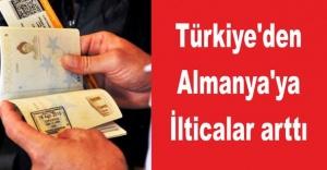 Türkiye'den Almanya'ya ilticalar arttı