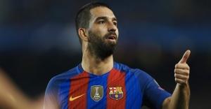 Arda Turan 3 gol atarak hat-trick yaptı