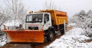 Ataşehir Belediyesi Kışa Hazır