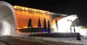 Ilgaz Tüneli 26 Aralık Pazartesi günü açılıyor