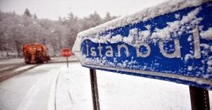 İstanbul'da soğuk hava ve kar bekleniyor