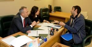 Maltepe'de Engelli vatandaşlara iş fırsatı