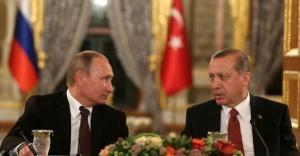 Putin: Suriye'nin tamamında ateşkes için çalışıyoruz