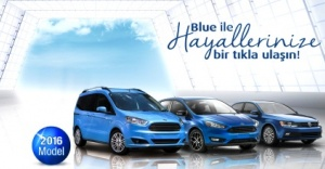 Blue Rent a Car